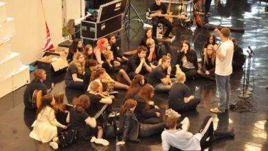 Photo of Spændende og kreativ efterskole i Jylland